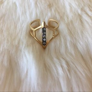 Stella and Dot Terra Ring S/M